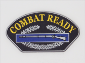 UNITED STATES ARMY COMBAT READY 3D EFFECT FRIDGE MAGNET